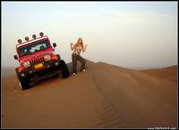 Highlight for Album: Barkha Sand Dunes