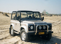 Highlight for Album: Mulham's Defender 90