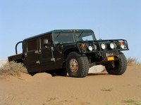 Highlight for Album: Hummer H1 Test Drive