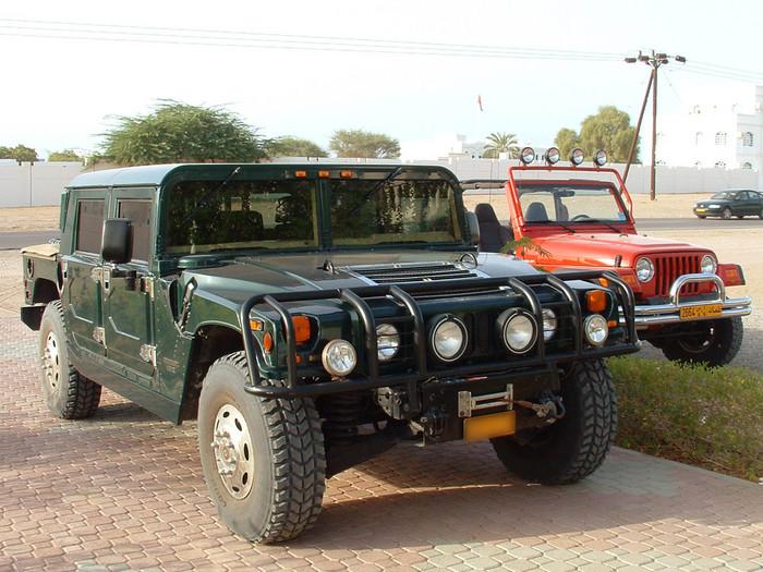 06aadde115 Oman 4x4 Gallery    Hummer H1 Test Drive    17