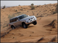 Highlight for Album: Fun Drive trial run with Dubai4x4