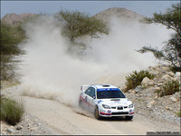Highlight for Album: Oman Rally 2006