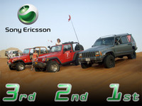 Highlight for Album: 2008 Sony Ericsson Top Of The Dunes Challenge