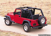 Highlight for Album: 2004 Jeep Wrangler Unlimited
